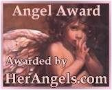 HerAngels.com award - With Arms Outstretched, the Circle Widens